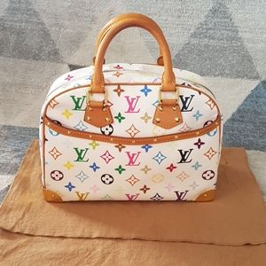 Louis Vuitton Multicolour Trouville Bag